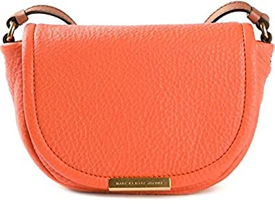 f092f59a692 Image Unavailable. Image not available for. Color: MARC by Marc Jacobs  Softy Saddle Crossbody Bag ...