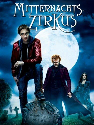Mitternachtszirkus - Willkommen in der Welt der Vampire Film