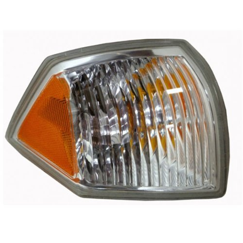 Side Park Turn Signal (2007-2008-2009-2010 Jeep Compass Corner Park Light Turn Signal Marker Lamp Right Passenger Side (07 08 09 10))