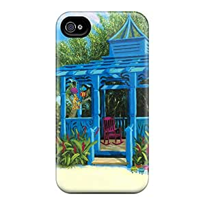 JDr16412dORS Cases Covers Protector For Iphone 6 Blue Gazebo Cases