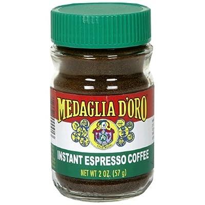 Medaglia D'Oro Instant Espresso Coffee, 2-Ounce Jars (Pack of 3) from Medaglia D' Oro
