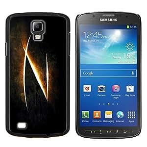 Stuss Case / Funda Carcasa protectora - Resplandeciente N - Samsung Galaxy S4 Active i9295