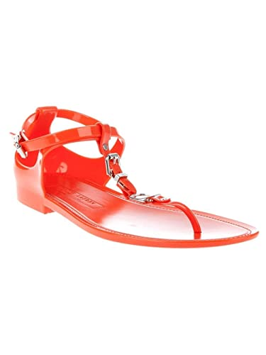 eaa401c671c RALPH LAUREN Karly  Gladiator Sandals Womens 5 - Orange