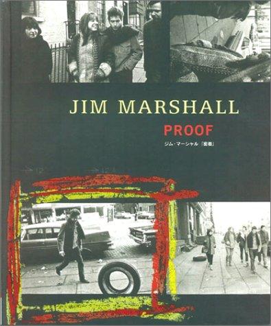 Read Online Jimu māsharu mitchaku = Jim Marshall: proof pdf epub