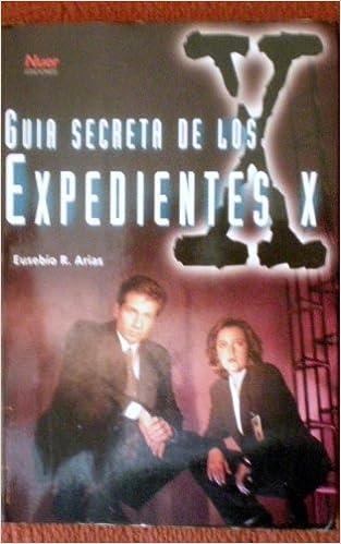 Descargando audiolibros gratis para encender Guia secreta de los expedientes X PDF FB2 8480680342