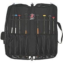 Schutt Bat Portfolio Bag (Black)