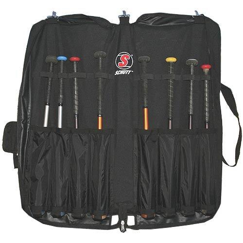 Schutt Sports Bat Portfolio Bag, Black 12845206