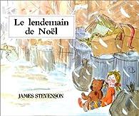 Le Lendemain de Noël par James Stevenson