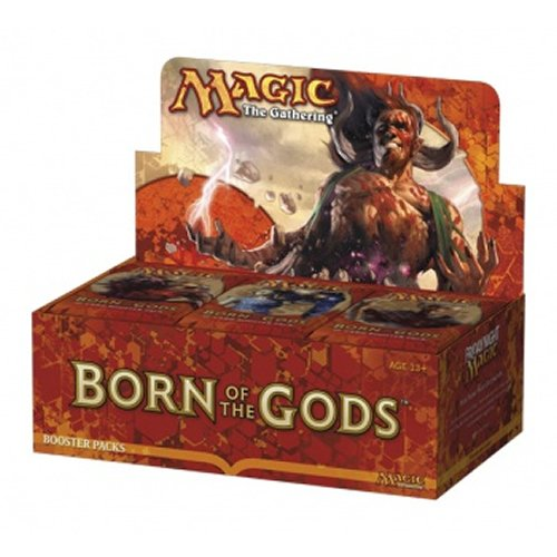 36ct Booster Box - Magic the Gathering Born of the Gods Booster Box 36 packs