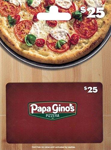 Papa Ginos Gift Card product image