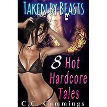 Taken by Beasts: 8 Hot Hardcore Paranormal Tales (Mega Bundle)
