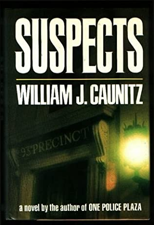 book cover of Suspects