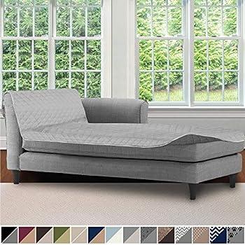 Amazon.com: OstepDecor Quilted Armrest or Backrest Sofa ...
