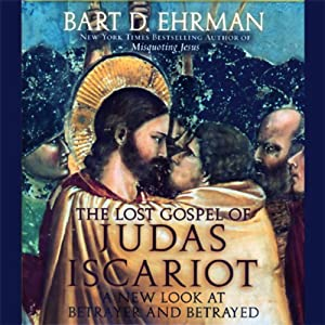 The Lost Gospel of Judas Iscariot Audiobook