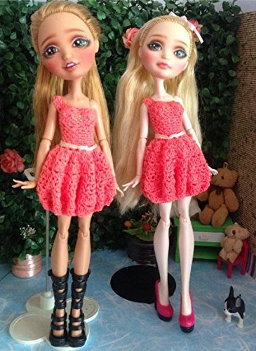 Outfits For Ever After High Crochet Doll Clothes Buy Online In