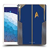 Official Star Trek Discovery Captain Uniforms Hard Back Case Compatible for iPad Air (2019)