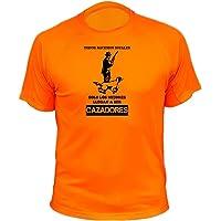 Camisetas Personalizadas de Caza, Todos nacemos Iguales, Cazador