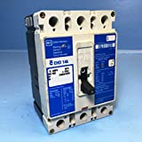 Cutler-Hammer EHD3015Z01 15A Circuit Breaker 480V EHD 3 Pole Westinghouse 15 Amp