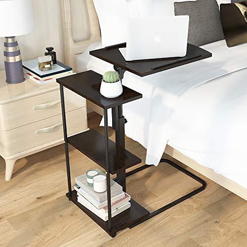 Buy Ansley Amp Hosho Adjustable Overbed Rolling Table On