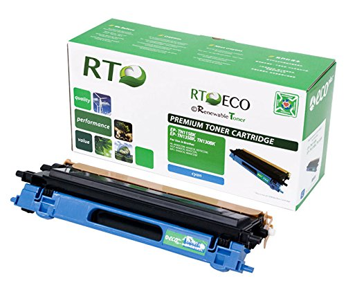 Renewable Toner TN-115C Compatible Cyan Toner Cartridge for Brother Printers DCP-9040 9045 MFC-9440 9450 9840 HL-4040 4070 Series