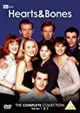 Hearts And Bones - The Complete Series 1-2 [DVD]