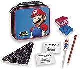 RDS Industries, Nintendo Game Traveler Essentials Pack - Blue Mario