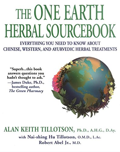 Herbal Ayurvedic Remedies (The One Earth Herbal Sourcebook: Everything You Need to Know About Chinese, Western, and Ayurvedic Herbal Treatm ents)