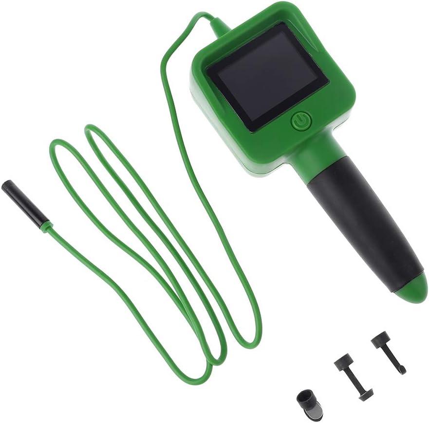 Observation des a/érations Huiouer Cam/éra dinspection sans Fil avec Endoscope d/écran pour appareils /électriques /à larri/ère canalisations