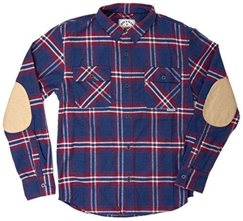 Iron & Resin Benchmark Shirt - Denim Large