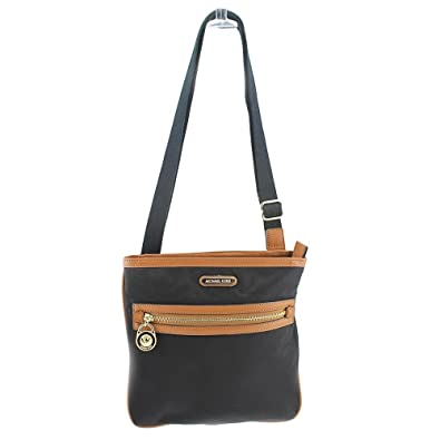 cc236f662a60 Michael Kors Kempton Large Crossbody (Black)  Amazon.co.uk  Shoes   Bags