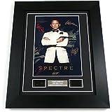 James Bond Spectre Movie Memorabilia Film Cell Framed by artcandi