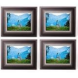 Aura Frames 4x 9.7'' High Resolution LED Digital Photo Frame, Black Charcoal