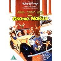 The Gnome Mobile [DVD]