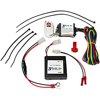 Remote Engine Shut-Off (Kill Switch) up to 250 ft  Range