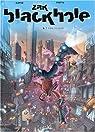 Zak Blackhole, tome 1 : Star Epidemy par Peru