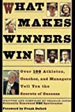 What Makes Winners Win?, Charlie Jones, 1559723998