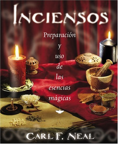 Read Online Inciensos: Preparación y uso de las esencias mágicas (Spanish Edition) ebook