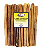 25 Pack 12 Inch Jumbo All Natural Premium Beef Bully Sticks by Shadow River