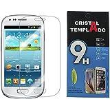 Fologar Protector de Pantalla de Cristal Templado 0,3 mm para Samsung Galaxy S3 MINI I8190 I8200