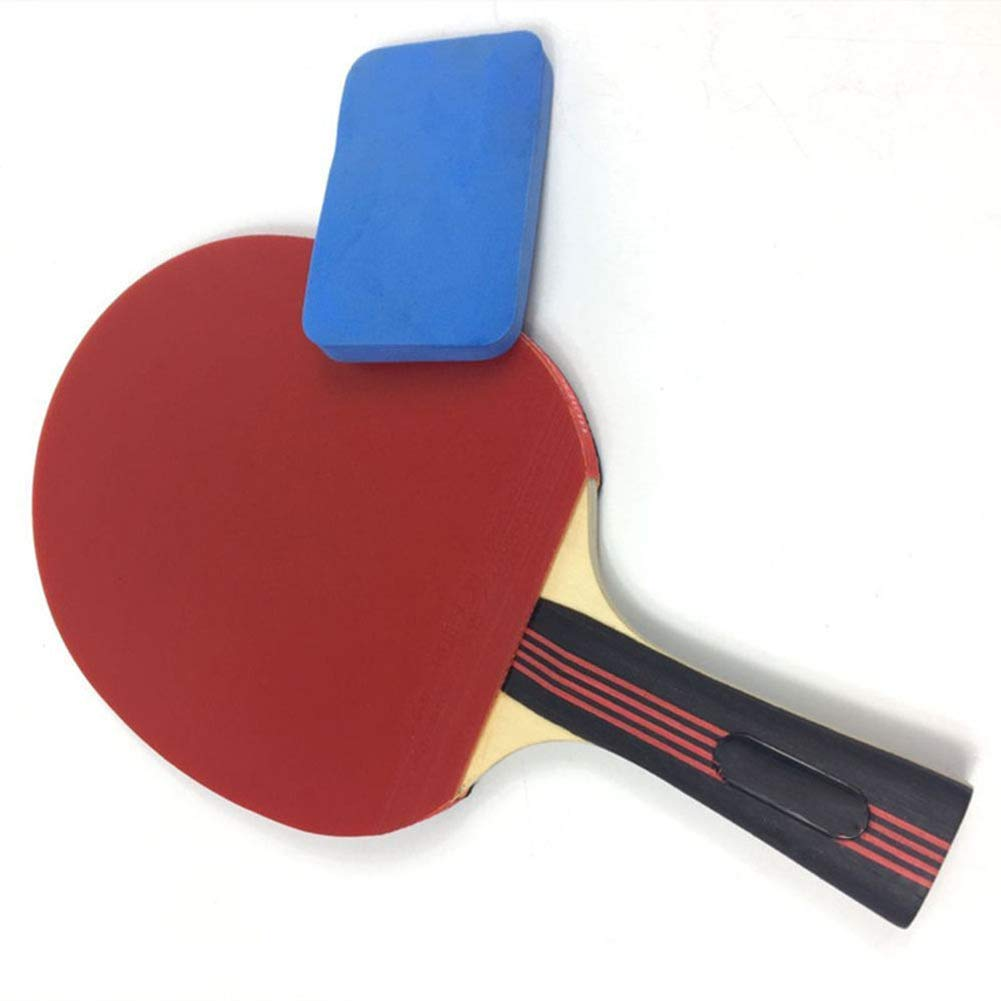 Amazon.com  pushfocourag Durable Soft Table Tennis Bats Cover Care Wash  Sponge Pad Cleaning Accessory Table tennis bat rubber wash cotton washing  ... 87a6169b9db0f