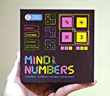 Kitki Mind Your Numbers Math Game STEM Puzzles For Kids Of Ages 8 & Up