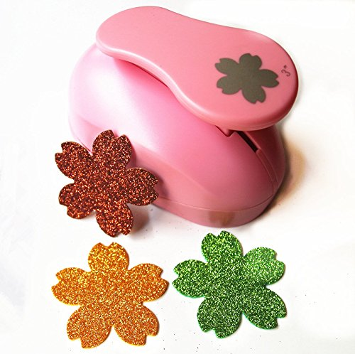 Blossom Punch - CADY Crafts Punch 3-Inch Paper Punches Craft Punches (Cherry blossoms)