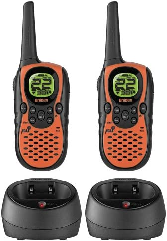 Uniden GMR648-2CK 6-Mile 22-Channel FRS GMRS Two-Way Radio Pair