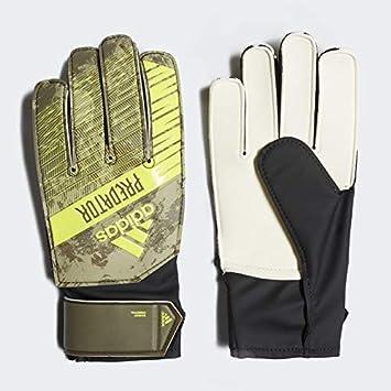 Amazon.com: Adidas Predator - Guantes de portero de fútbol ...