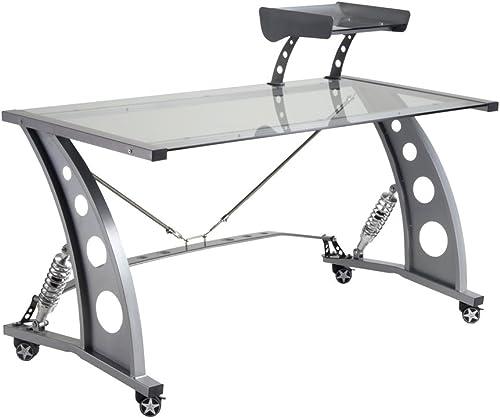 Pitstop Furniture PDF2000C Clear GT Spoiler Desk