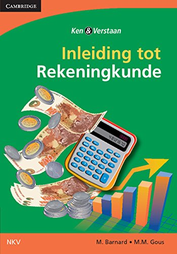 Introduction to Accounting for the Senior Phase Learner's Book (Afrikaans translation)