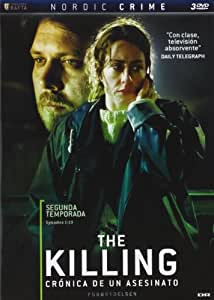 The Killing - Temporada 2 (Episodios 1-10) [DVD]