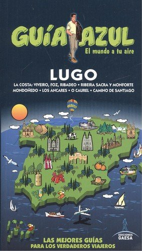 Lugo: LUGO GUÍA AZUL: Amazon.es: García, Jesús, Ledrado, Paloma: Libros