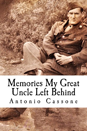 Download for free Memories My Great Uncle Left Behind