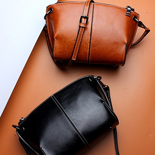 Zhanying Mujer color Wild Diseño Blue Messenger Size Bag M Lady Black Simple De Hombro La Moda Bolso 2018 HHRq1p